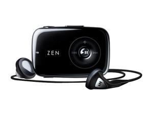 Creative ZEN STONE Black 1GB MP3 Player