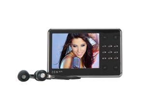 "Creative ZEN X-Fi 2.5"" Black 16GB MP3 / MP4 Player With Wireless LAN"