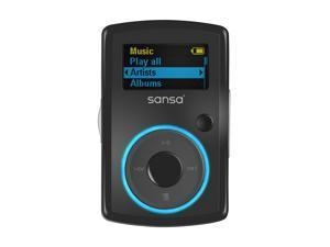 "SanDisk Sansa Clip 1.0"" Black 2GB MP3 Player"