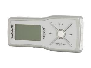 SanDisk Silver 1GB MP3 Player Sansa m240