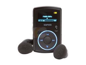 "Sansa Clip 1"" 4G Black MP3 Player"