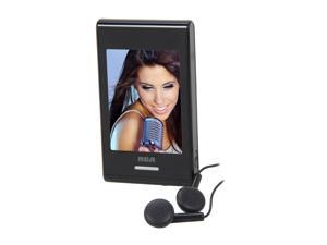 "RCA 2.8"" Black 4GB MP3 / MP4 Player M7204"