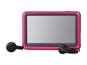 "SYLVANIA 3.6"" Pink 4GB Video MP3 Player SMPK4230"