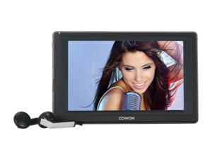"COWON 5"" Dark Navy 40GB MP3 / MP4 Player Q5W-40DN"
