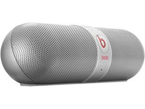 Beats by Dr. Dre Pill 2.0 Bluetooth Wireless Portable Speaker (Silver) - A Grade Recertified