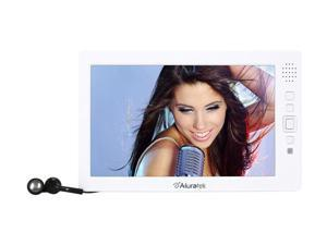 "Aluratek 8"" CINEPAL HD Personal Media player APMP101F"