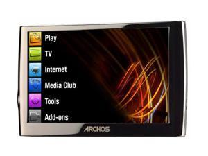 "Archos 5 120GB 4.8"" WiFi Touch Screen Internet Media Tablet and MP3/MP4 Player"