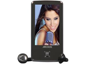 "ARCHOS 30c Vision 3"" 8 GB Touchscreen Multimedia Player w/ FM Radio - Black (501630)"