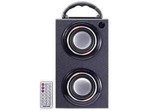 Craig CR4197BT DITITAL MINI TOWER SPEAKERS COLOR CHANGING