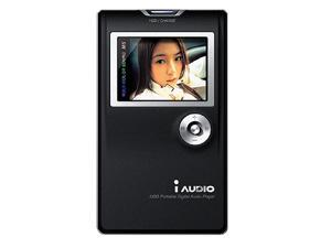 iAUDIO X5 Black 30GB MP3 / MP4 Player X5L