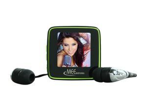 "MEElectronics 1.5"" Black 2GB MP3 / MP4 Player MiniMeeII"