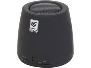 Dino DBS101-BLK Bluetooth 3.0 + EDR Portable Speaker w Mic