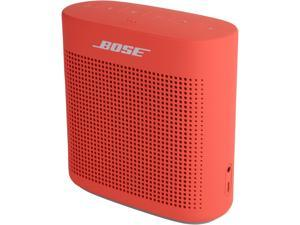 Bose SoundLink Color II Bluetooth Wireless Portable Speaker - Red