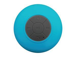 Bell & Howell 9264 Waterproof Bluetooth Shower Speaker Blue