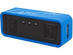 ARCTIC S113BT NFC/Bluetooth 4.0 Stereo Speaker, AAC/aptX, Build-in Microphone for Hands-Free Calls, Blue