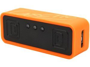 ARCTIC S113BT NFC/Bluetooth 4.0 Stereo Speaker, AAC/aptX, Build-in Microphone for Hands-Free Calls, Orange