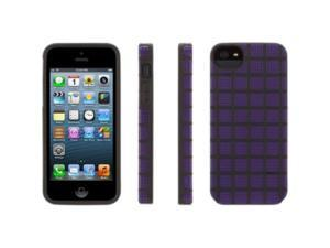 Griffin MeshUps Case for iPod touch (5th gen.), purple   Super-grippy hard-shell case