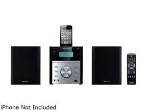 Pioneer CD Receiver System with iPod/iPhone Dock, FM Tuner, and USB X-EM21