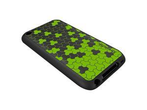XtremeMac Tuffwrap Tatu Charcoal/green for Touch G4 02303