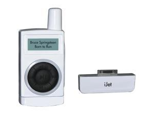 ABT iJet iJet Two-Way LCD Remote for iPod Model IJET2WAY-W