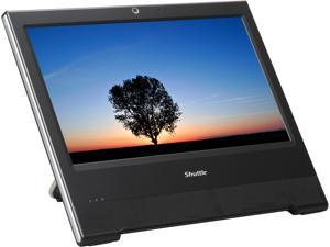 Shuttle X50V2-PLUS (BLACK) Intel Atom D525 (1.8GHz, Dual-Core) Intel NM10 Intel GMA 3150 Barebone with Touchscreen