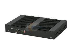 Jetway HBJC350F32-B Mini / Booksize Barebone System