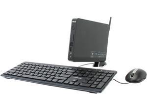 ASUS EB1007P-B0040 Intel NM10 Black Mini / Booksize Barebone System