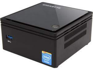 GIGABYTE GB-BXBT-2807 (rev. 1.0) Black Mini-PC Barebone