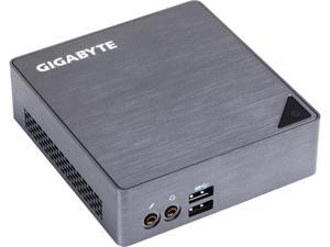 GIGABYTE BRIX GB-BSi7-6500 (rev. 1.0) Gray Mini / Booksize Barebone System