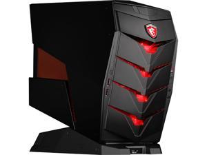 MSI Aegis X-001BUS Supports Intel 6th Gen CPU (including K series processors) Intel Z170 Supports up to a two-slot design of graphics card up to a NVIDIA Geforce GTX 1080 (not Included) 1 x HDMI Bareb