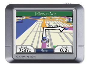 "GARMIN nüvi 260 3.5"" GPS Navigation"