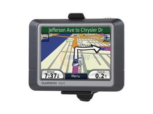 "Garmin Nuvi 250 3.5"" GPS with Voice Prompts. Factory Recertified"