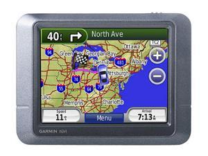 "Garmin Nuvi 205 Silver 3.5"" GPS with Voice Prompts"