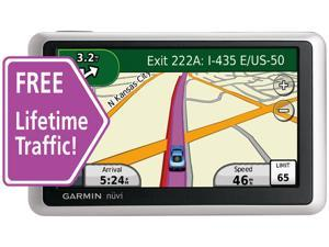 "Garmin Nuvi 1350T 4.3"" GPS Navigation with lifetime traffic"