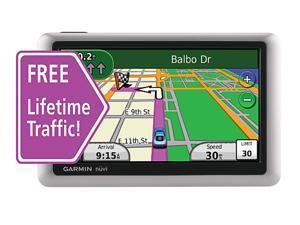 "GARMIN nuvi 1450T 5.0"" Portable GPS"