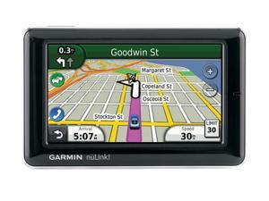 "GARMIN nüLink! 1695 5.0"" GPS Navigator with 1-Year Free nüLink! Subscription"