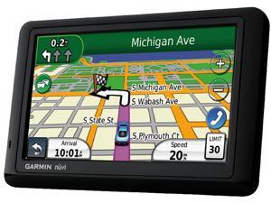 "GARMIN nuvi 1490LMT 5.0"" GPS W/Lifetime Map & Traffic & Bluetooth"
