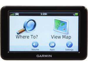 "GARMIN 4.3"" GPS Navigation with Lifetime Map & Traffic Updates"