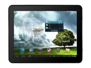 "Mach Speed Trio Stealth Pro 9.7C 4.0 ARM Cortex 1GB DDR3 Memory 8GB 9.7"" Touchscreen Tablet PC Android 4.0 (Ice Cream Sandwich)"