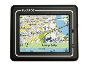 "PHAROS PDR150 3.5"" Portable GPS Navigation System"
