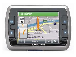 "DELPHI 3.5"" GPS Receiver"
