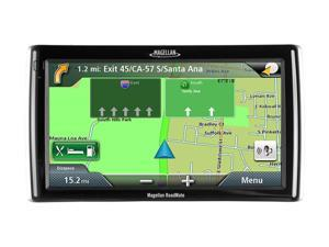 "Magellan RoadMate 1700 7"" GPS Navigation with OneTouch favorites menu"