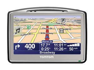 "TomTom GO 720 4.3"" Widescreen GPS with Built-In Bluetooth"