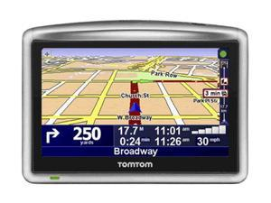 "TomTom ONE XL_S RFB 4.3"" GPS Navigation with Bluetooth"