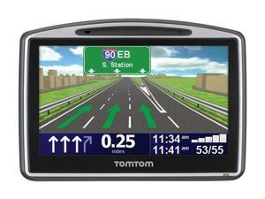 "TomTom 4.3"" GPS with Bluetooth Technology"