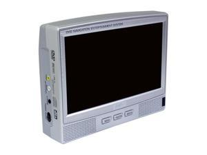 "SANYO NVE7500 7.0"" GPS Navigation & DVD Entertainment System"