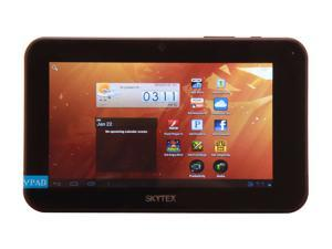 "SKYTEX SP712 Allwinner Cortex A8 512MB RAM Memory 4 GB 7.0"" Dual Core Media Tablet Android 4.0 Android 4.0 (Ice Cream Sandwich)"