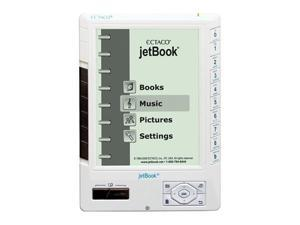 "Ectaco 5"" High Resolution e-Book Reader w/Rechargeable Li-ion Battery WHITE (jetBook JB5W)"