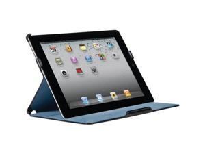 Targus Vuscape THZ044US Cover & Stand for iPad 2 Black / Blue