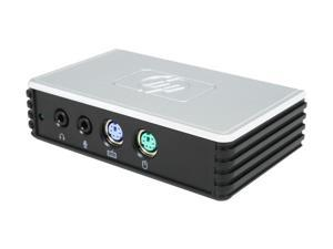 HP Multiseat T100 Thin Client Server System BM490AT#ABA